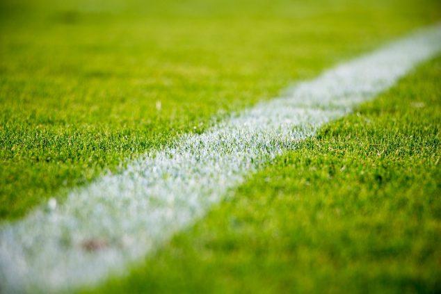 Fodbold bane